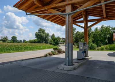 Tankstelle Aindling