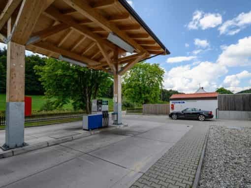 Tankstelle Schiltberg