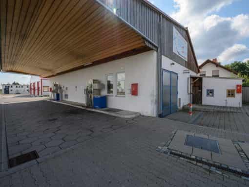 Tankstelle Hohenkammer