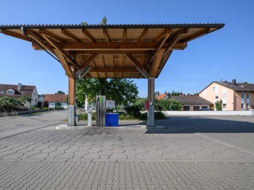 Tankstelle Niederroth