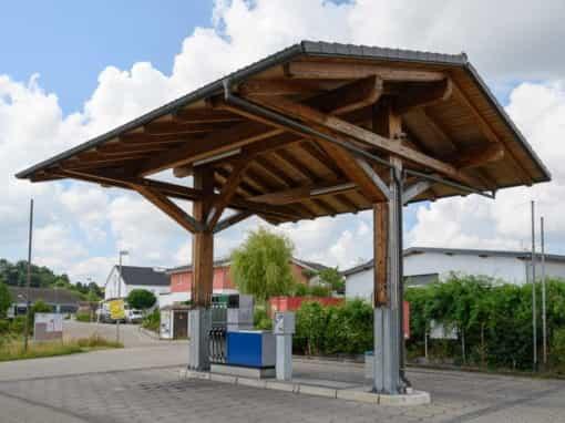 Tankstelle Jetzendorf