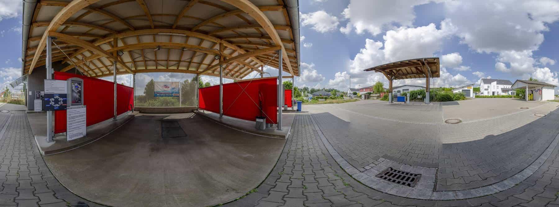 Tankstelle Jetzendorf 360°