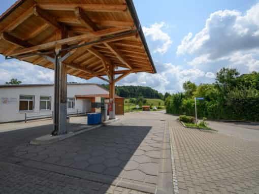 Tankstelle Gerolsbach