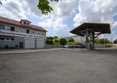 Tankstelle Alberzell
