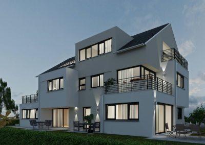 Mehrfamilienhaus mit 6 Wohneinheiten in attraktiver Wohnlage von München-Aubing