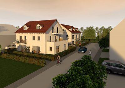 Dachau: Vermietung Doppelhaushälfte in ruhiger Lage, Maierhoferweg 7a