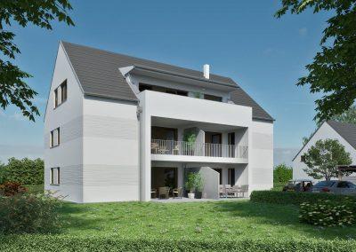 Wohnen am Mühlweg – Fünf attraktive Eigentumswohnungen