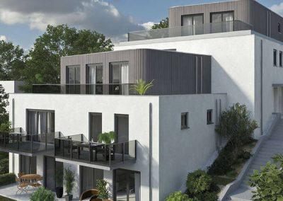 Wohnen am Gritschpark – Sieben exklusive Eigentumswohnungen